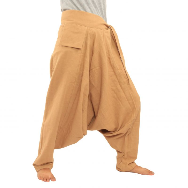 Aladdin pants - with small side pocket for khaki attachment