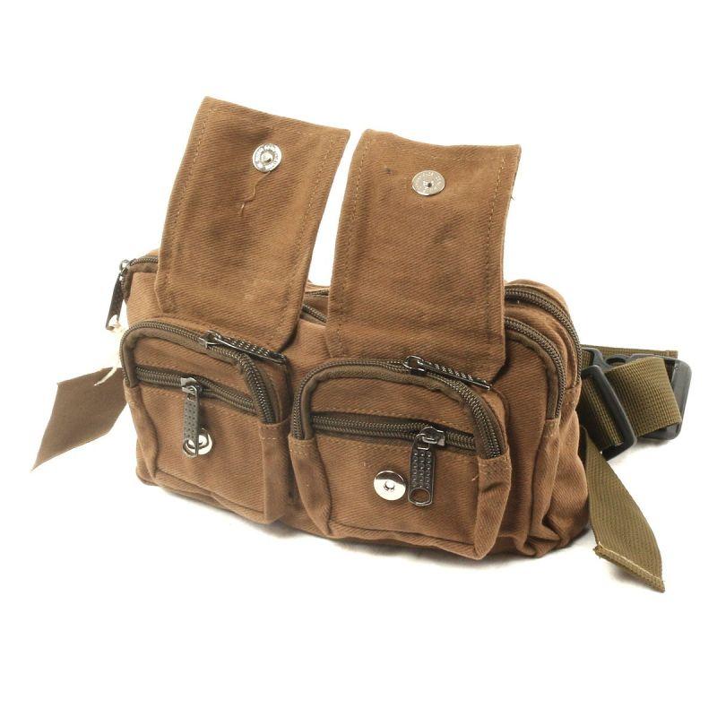 Ka Pao Tung Belt pouch/money belt Brown