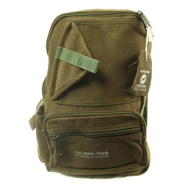 Ka Pao Tung shoulder bag, olive