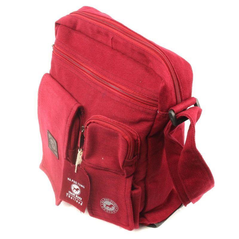 Ka Pao Tung shoulder bag - Red