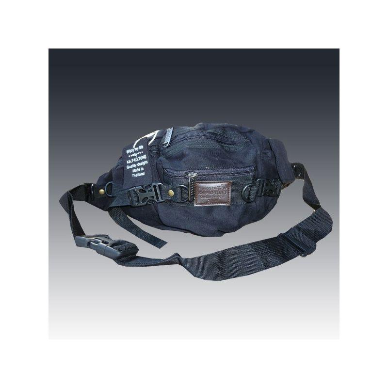 Ka Pao Tung hit bag - belt pouch - Black