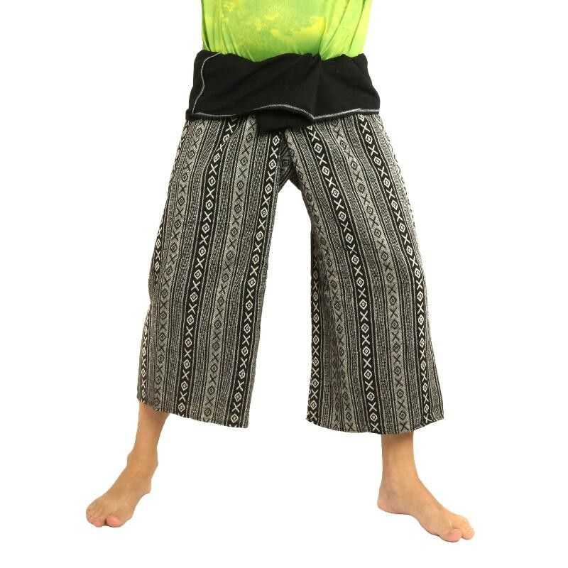 Hmong Hilltribe Thai Fisherman pants in cotton