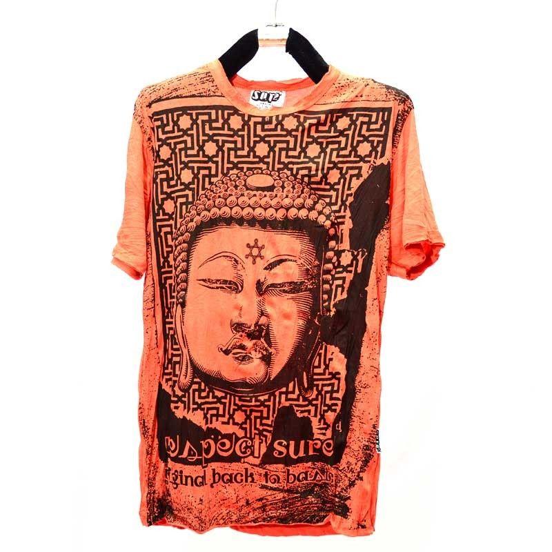 Sure Budhha T-Shirt Size M