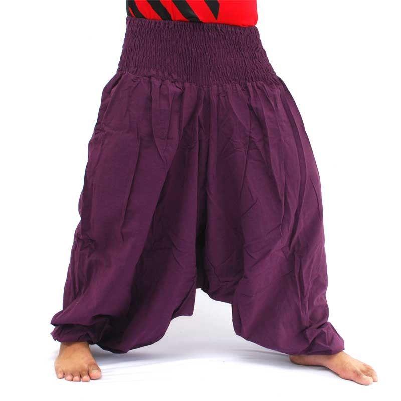 Aladdin yoga yoga cotton magenta